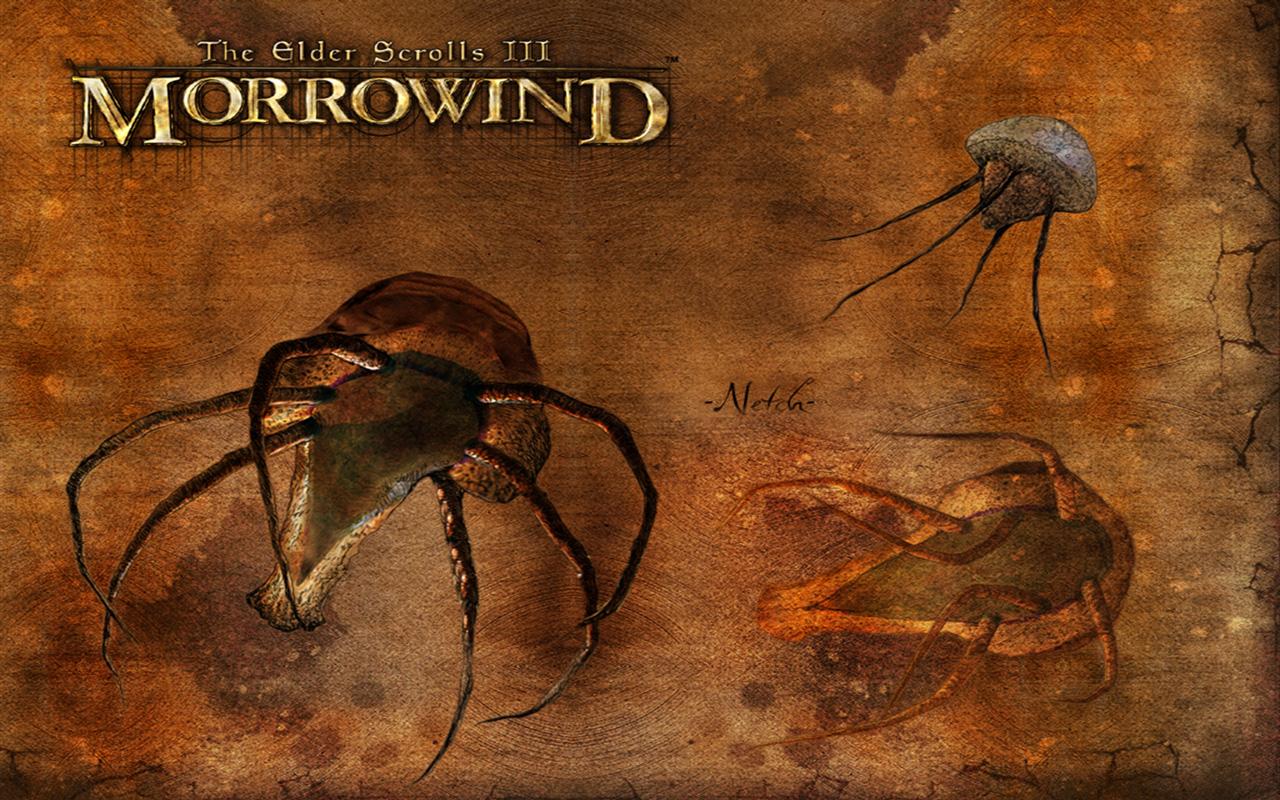 Free The Elder Scrolls III: Morrowind Wallpaper in 1280x800
