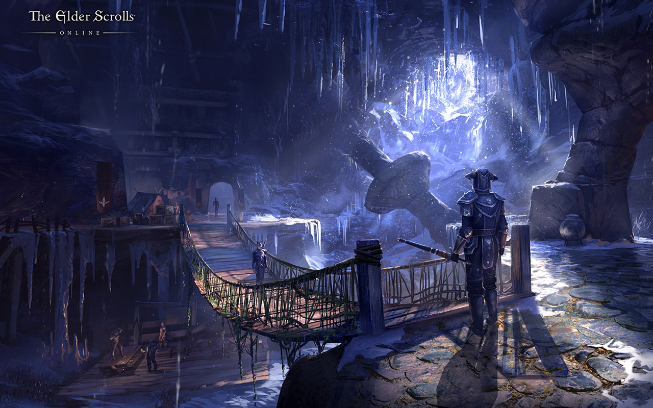 Free The Elder Scrolls Online Wallpaper in 1280x800