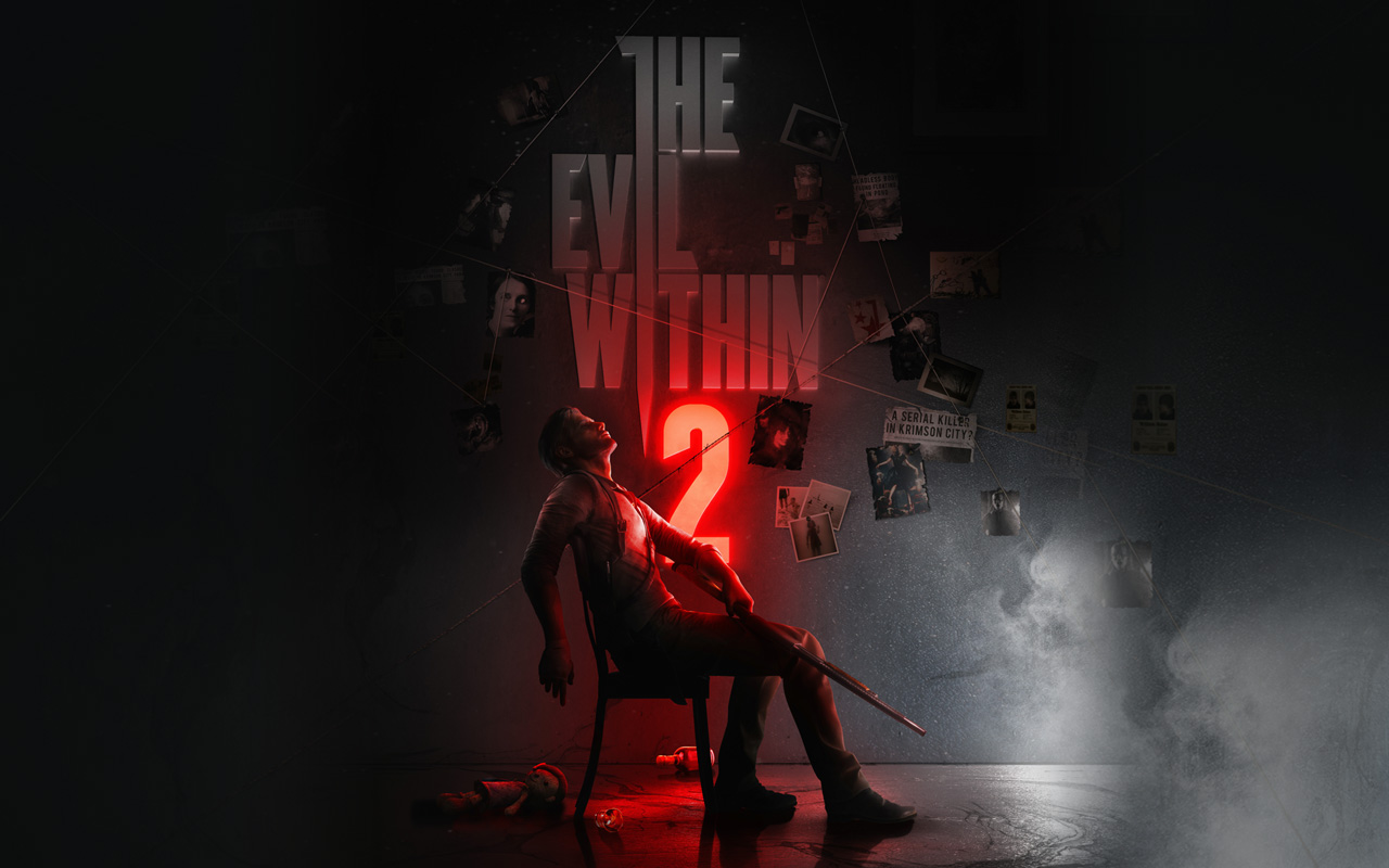 Free The Evil Within 2 Wallpaper in 1280x800