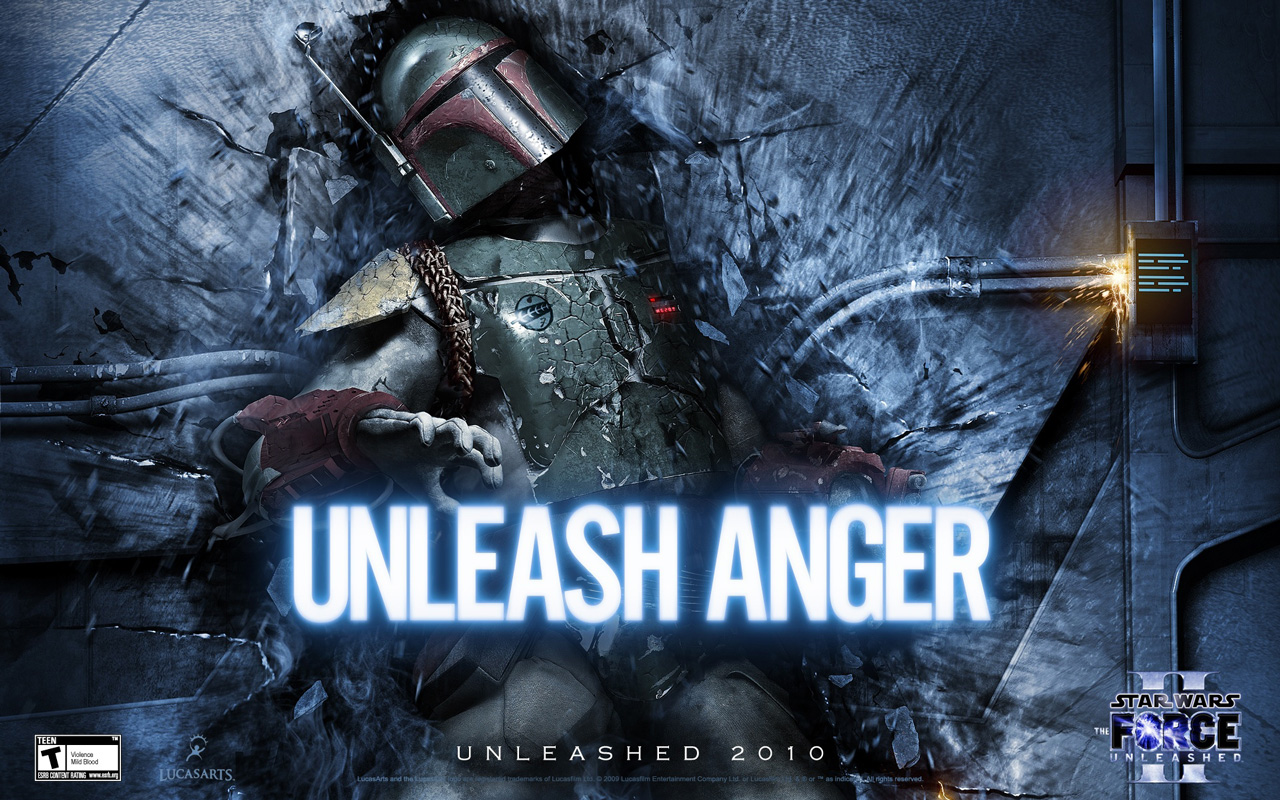 Free Star Wars: The Force Unleashed II Wallpaper in 1280x800
