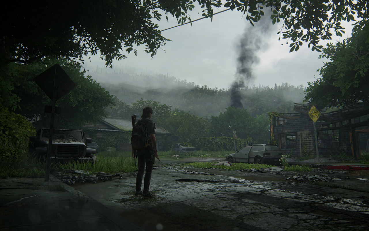 Free The Last of Us Part II Wallpaper in 1280x800
