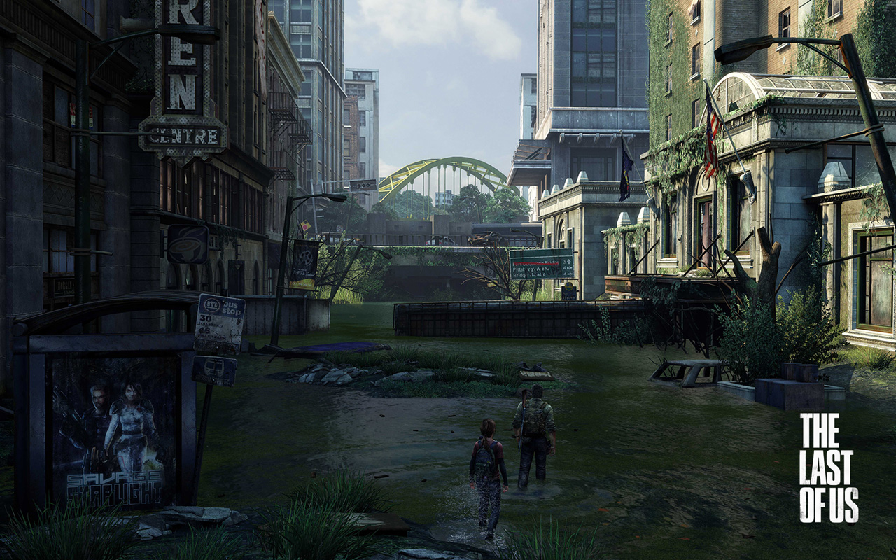 Free The Last of Us Wallpaper in 1280x800