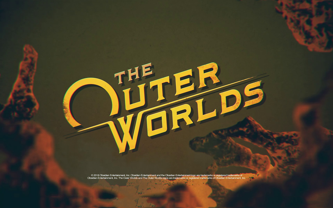Free The Outer Worlds Wallpaper in 1280x800