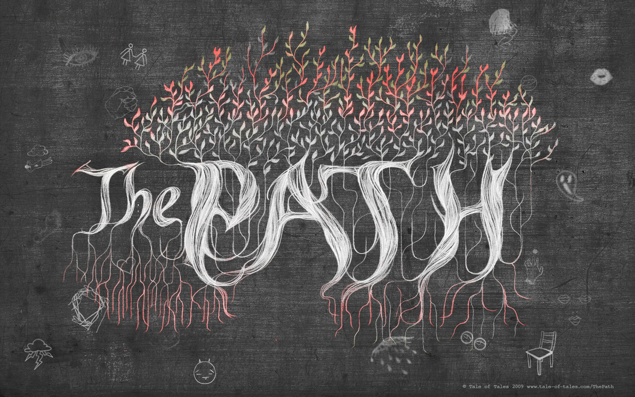 Free The Path Wallpaper in 1280x800