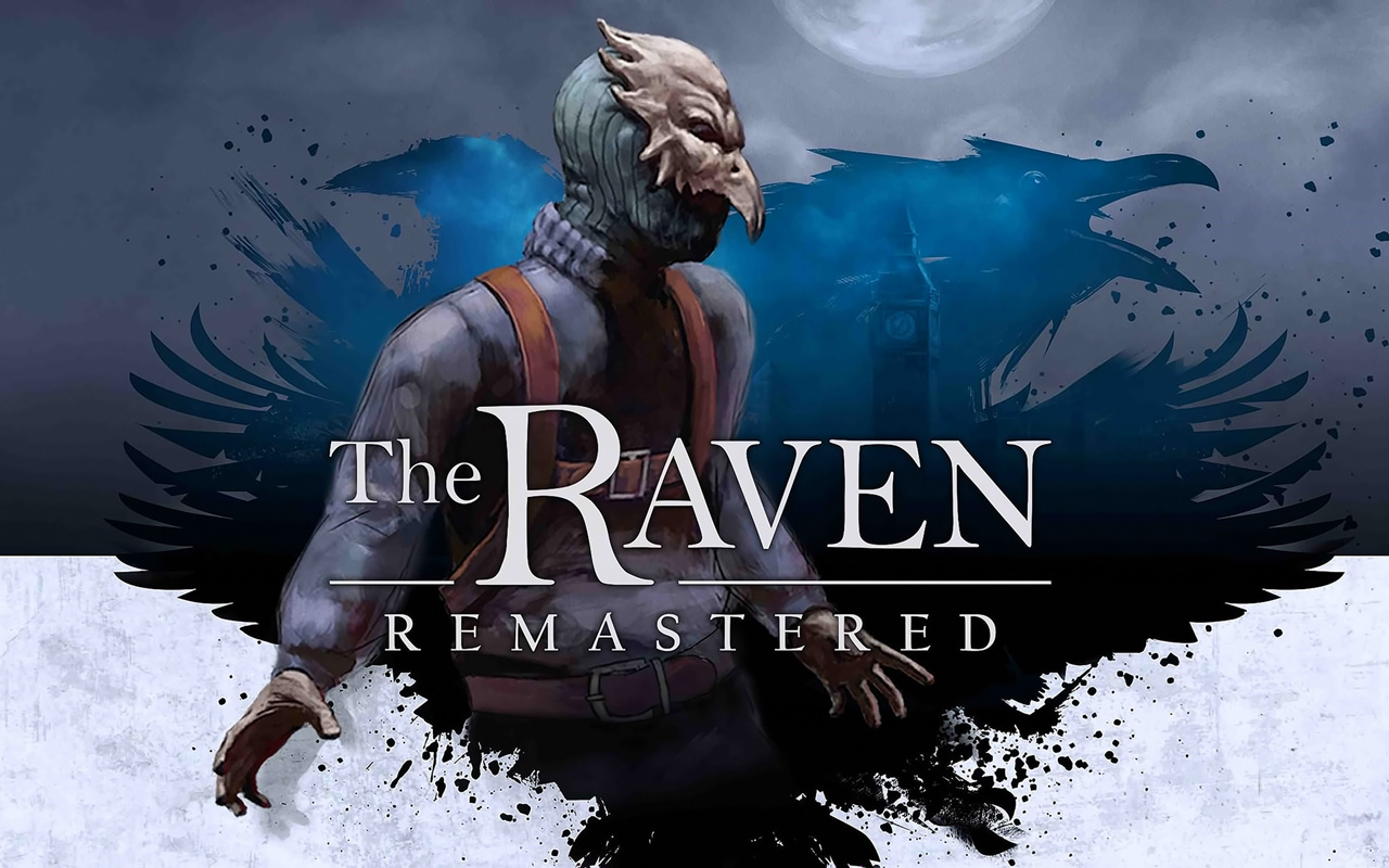 Free The Raven Wallpaper in 1280x800