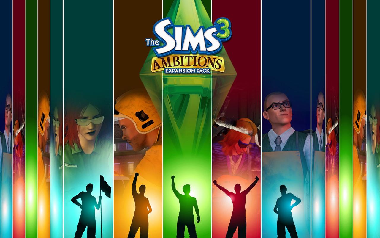 Free The Sims 3 Wallpaper in 1280x800