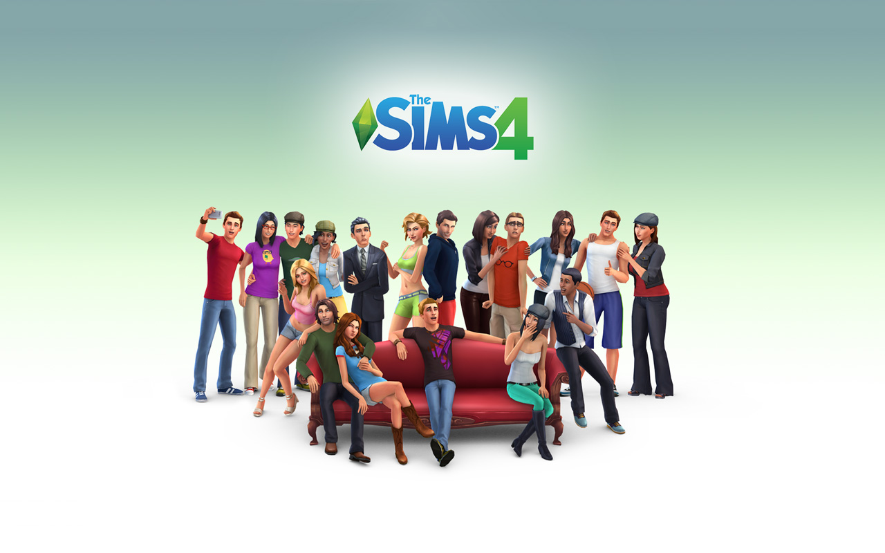 Free The Sims 4 Wallpaper in 1280x800
