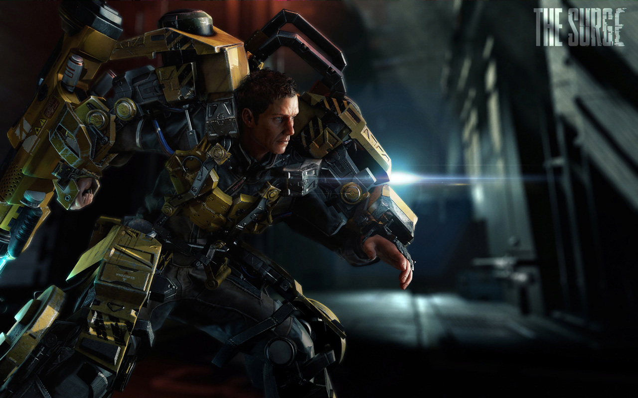 Free The Surge Wallpaper in 1280x800
