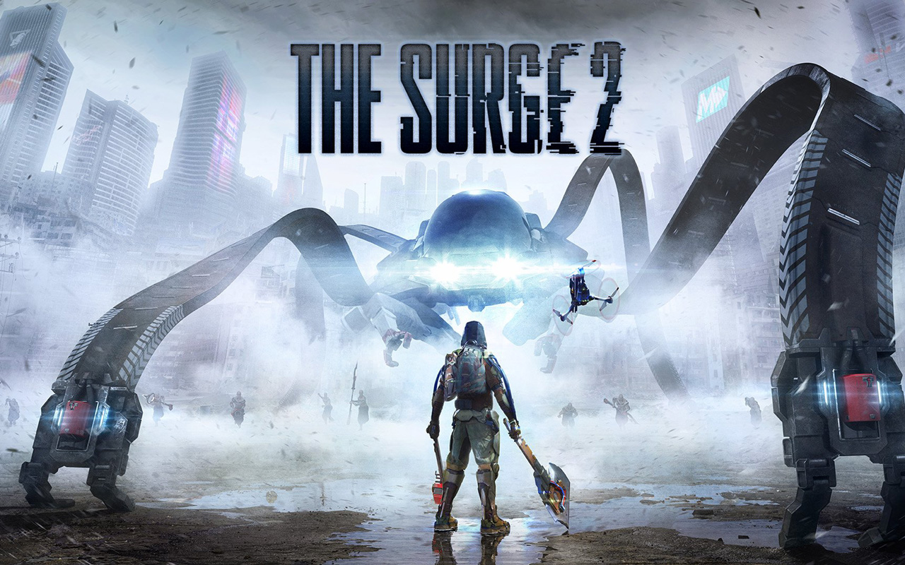 Free The Surge 2 Wallpaper in 1280x800