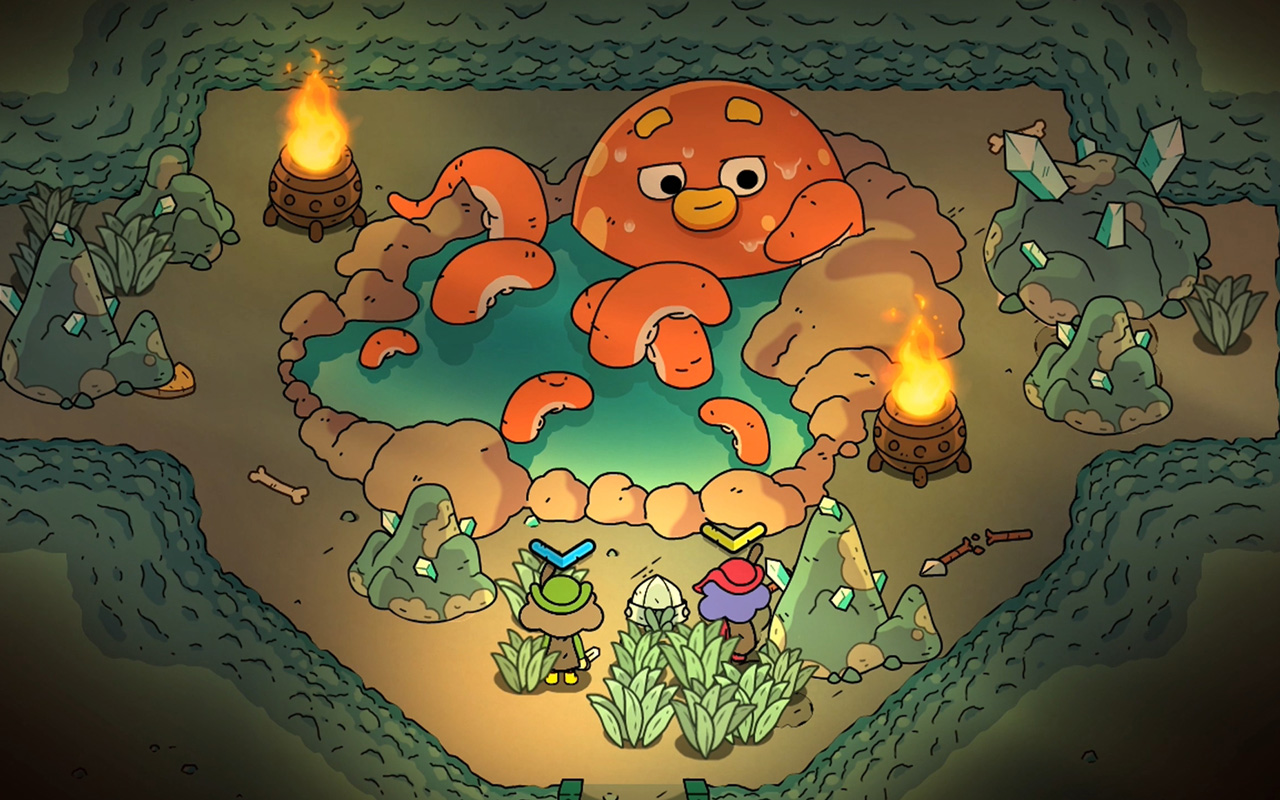 Free The Swords of Ditto Wallpaper in 1280x800
