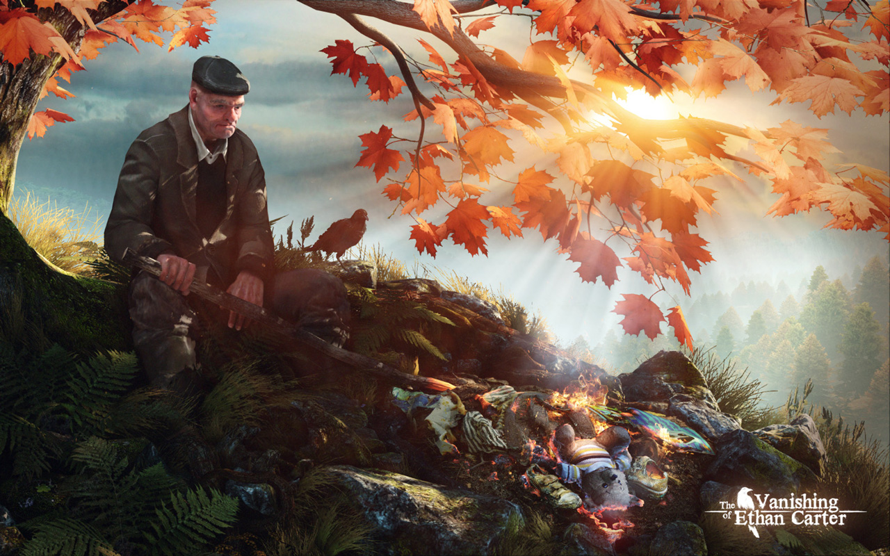 Free The Vanishing of Ethan Carter Wallpaper in 1280x800