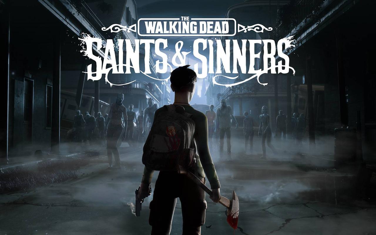 Free The Walking Dead: Saints & Sinners Wallpaper in 1280x800