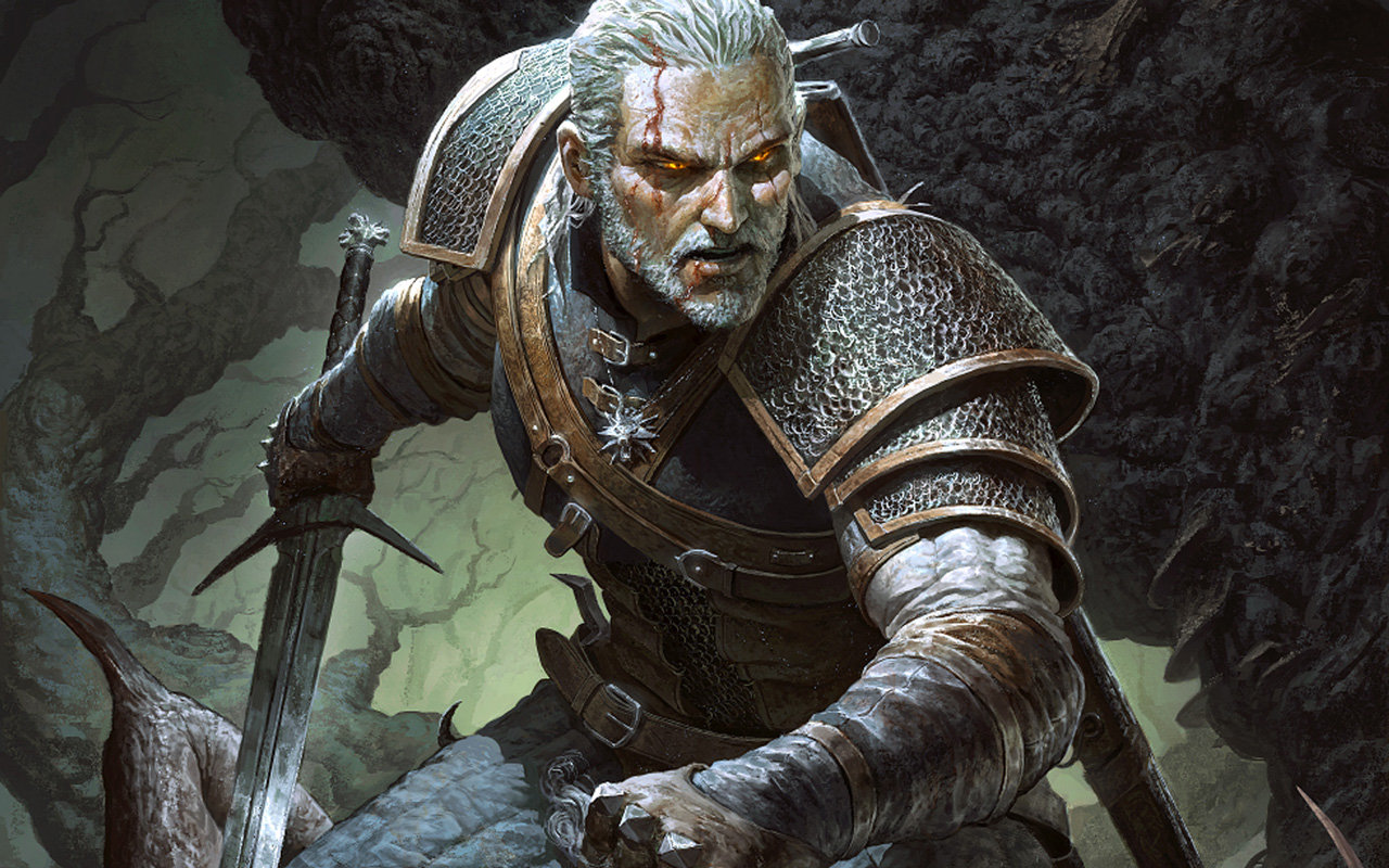 Free The Witcher 3 Wallpaper in 1280x800