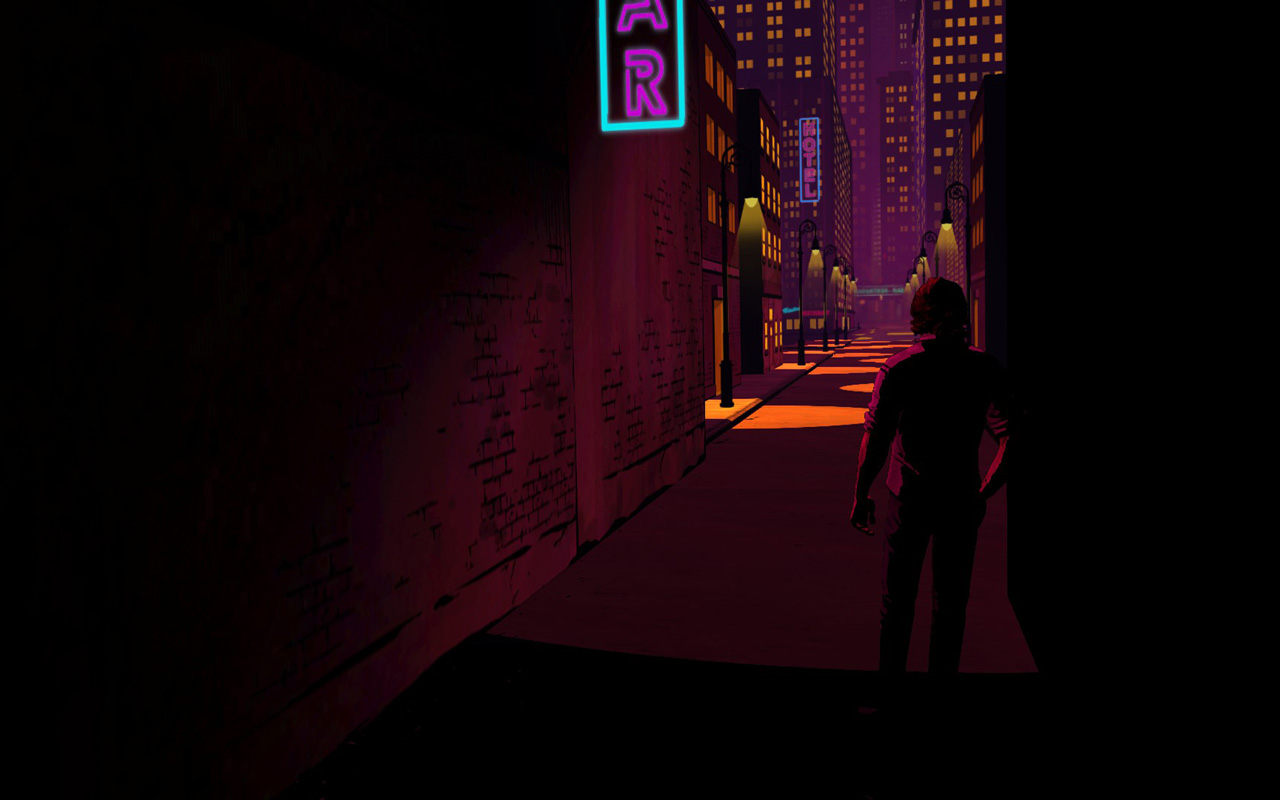 Free The Wolf Among Us Wallpaper in 1280x800