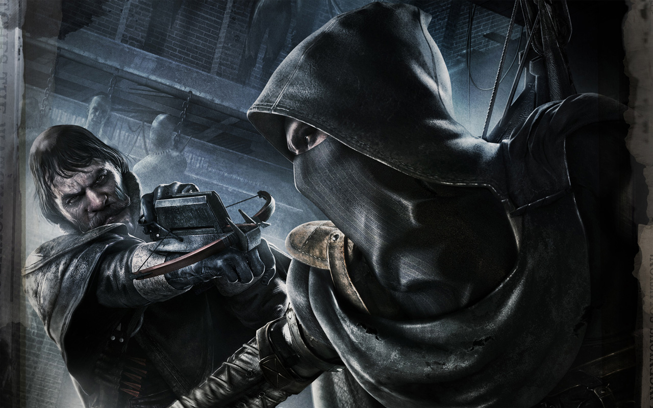 Free Thief Wallpaper in 1280x800