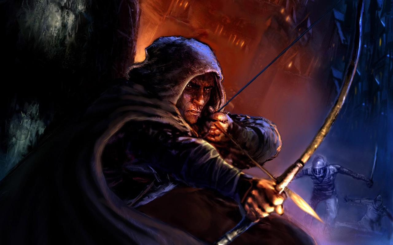 Free Thief: Deadly Shadows Wallpaper in 1280x800
