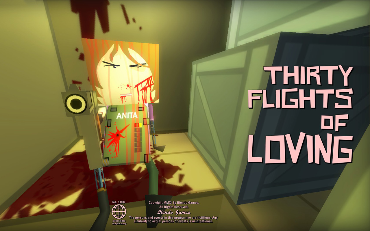 Free Thirty Flights of Loving Wallpaper in 1280x800