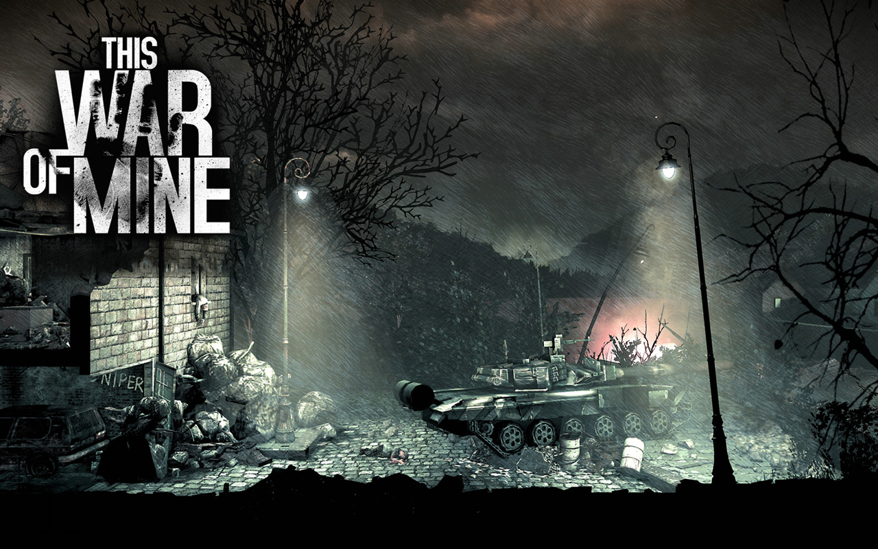 Free This War of Mine Wallpaper in 1280x800