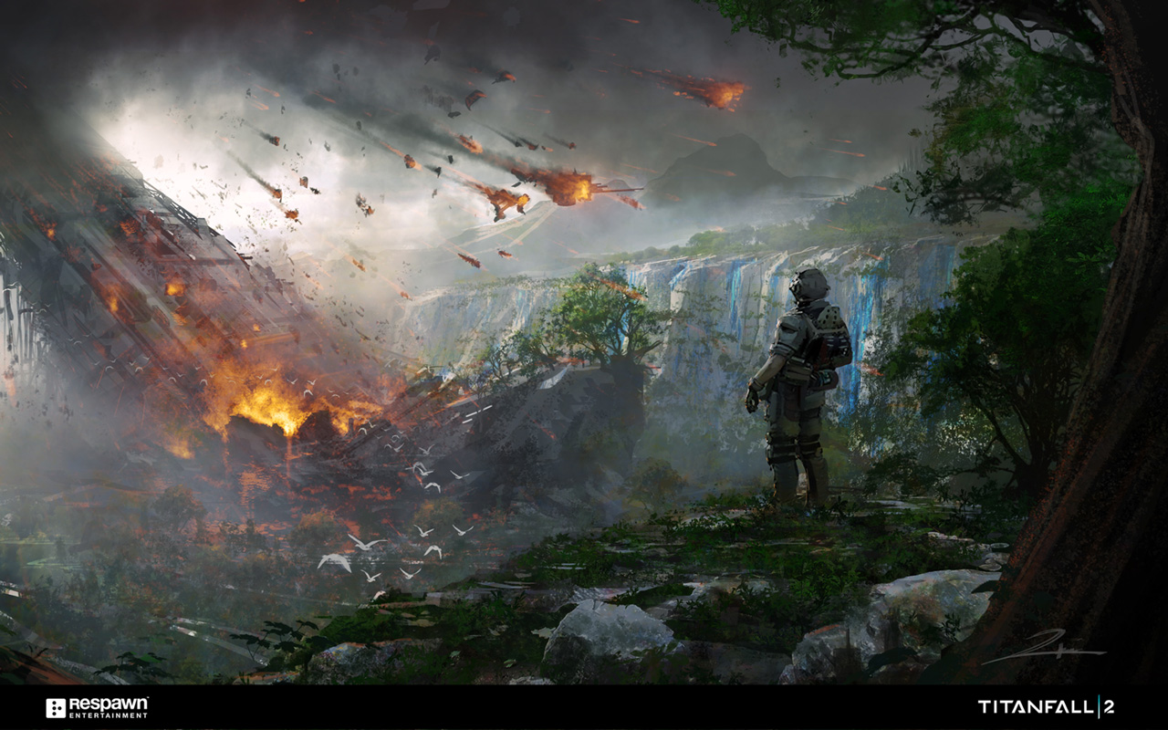 Free Titanfall 2 Wallpaper in 1280x800