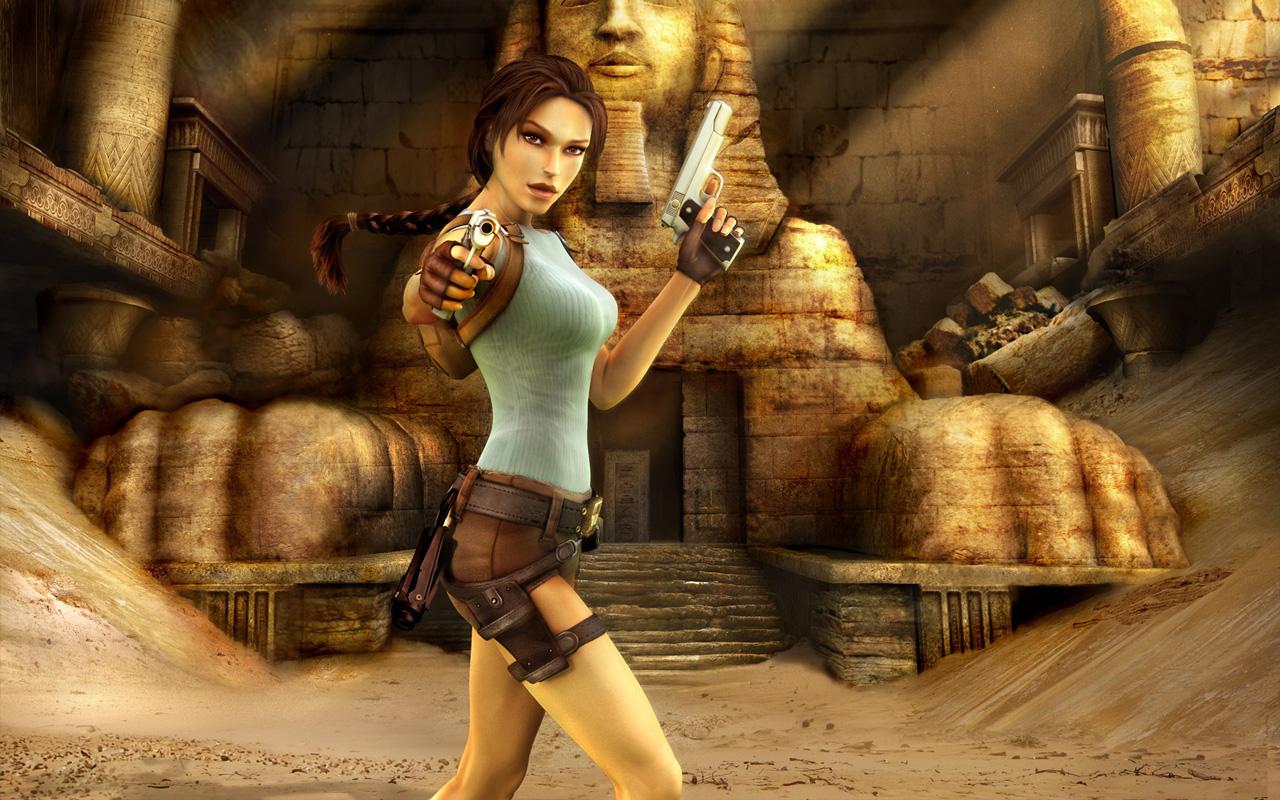 Free Tomb Raider: Anniversary Wallpaper in 1280x800
