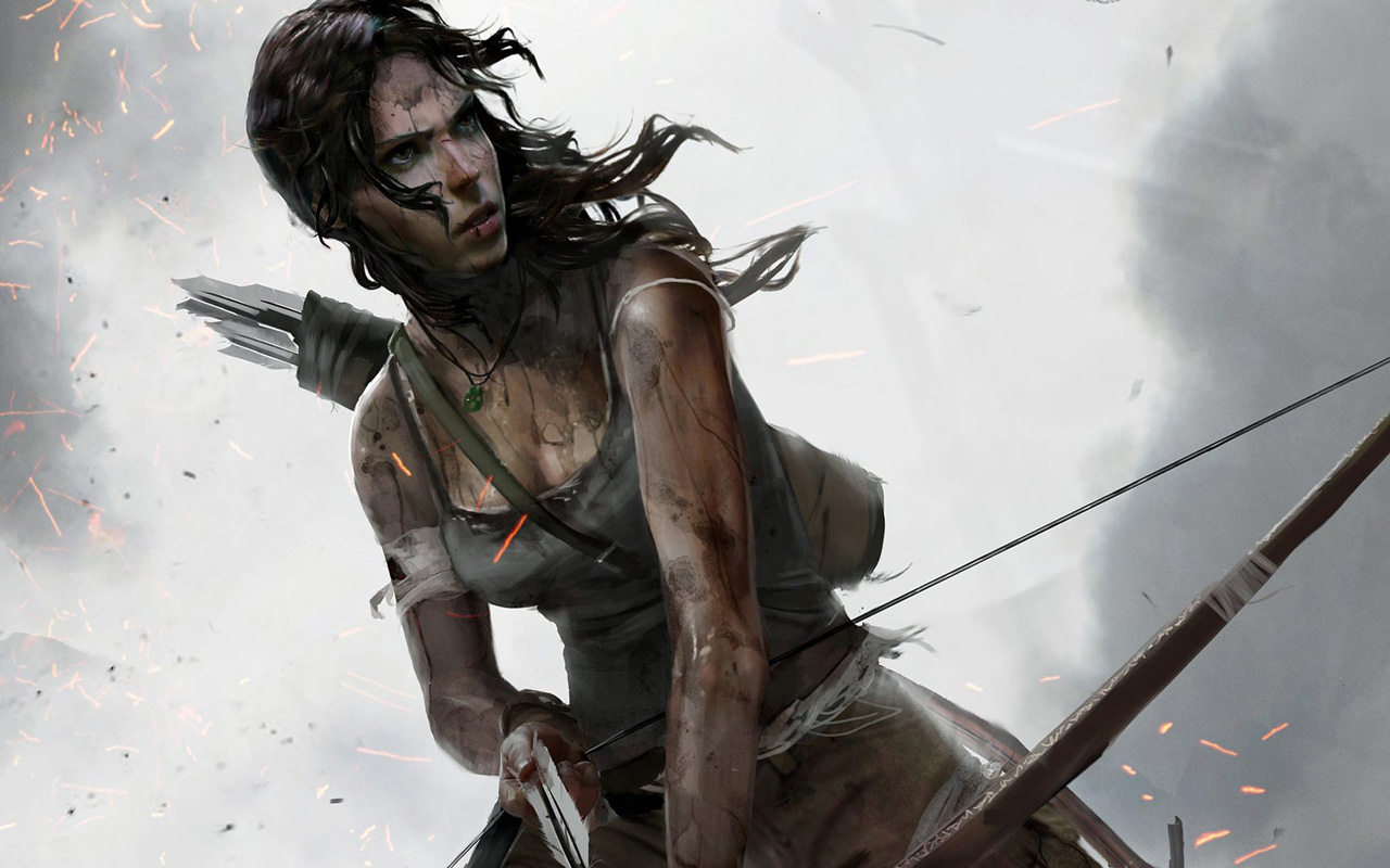 Free Tomb Raider Wallpaper in 1280x800