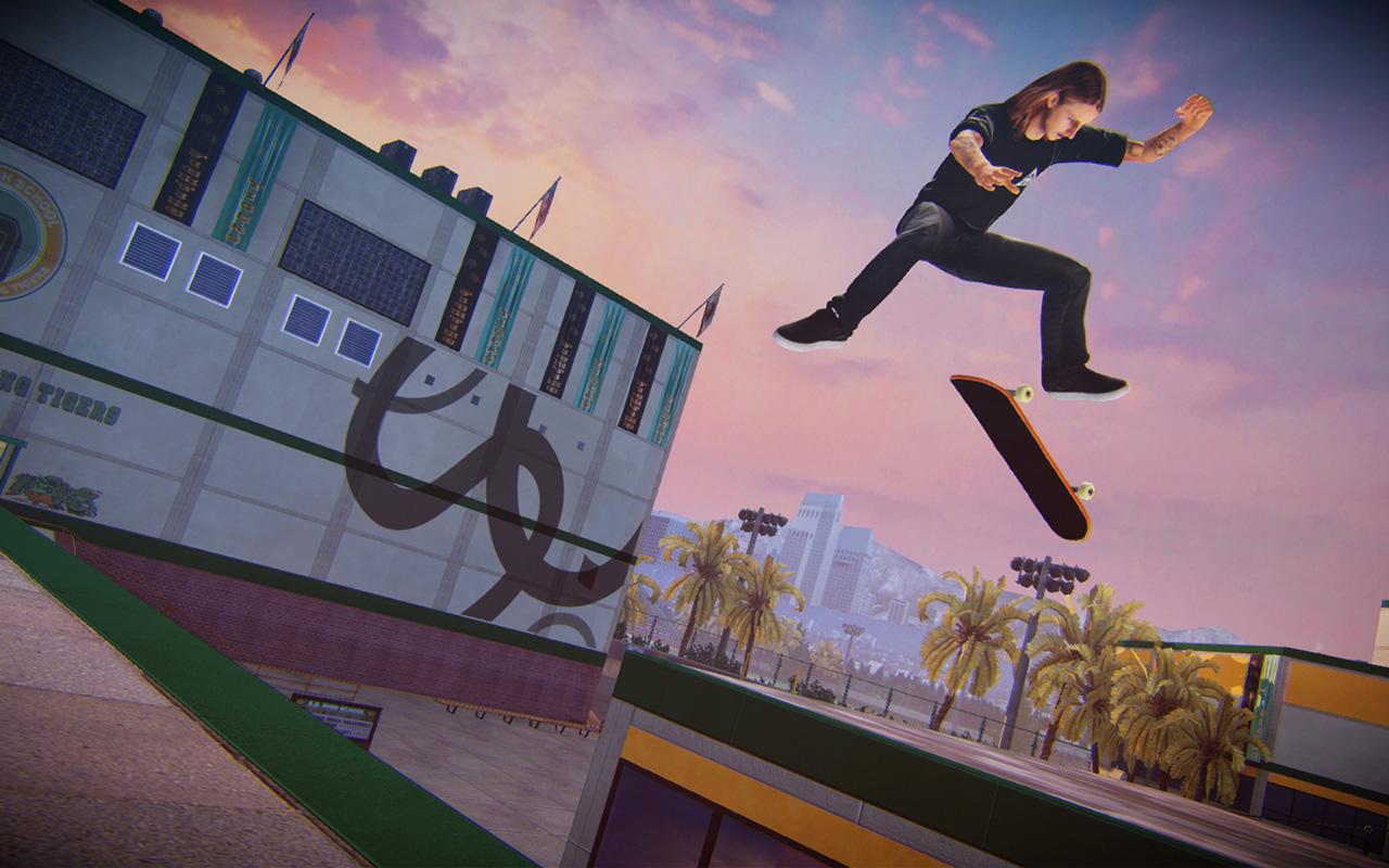 Tony Hawk's Pro Skater 5 Wallpaper in 1280x800