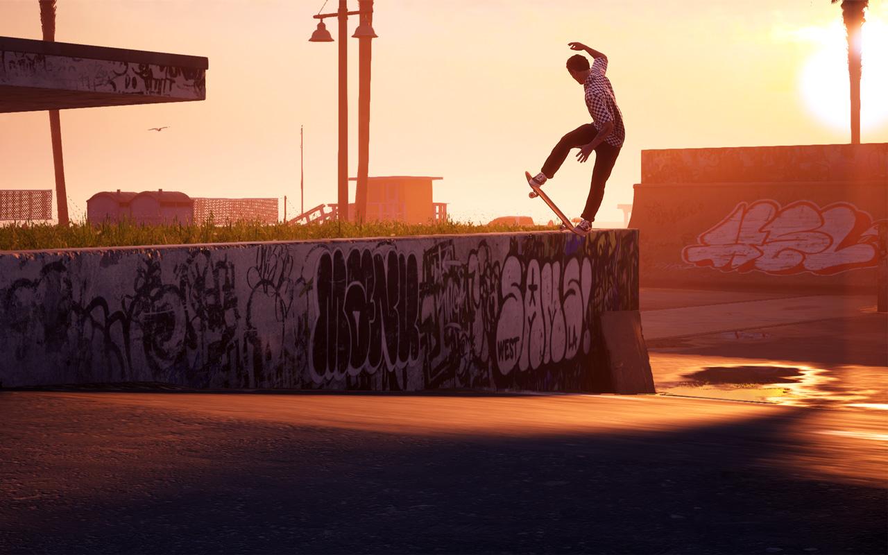 Free Tony Hawk's Pro Skater 1 + 2 Wallpaper in 1280x800