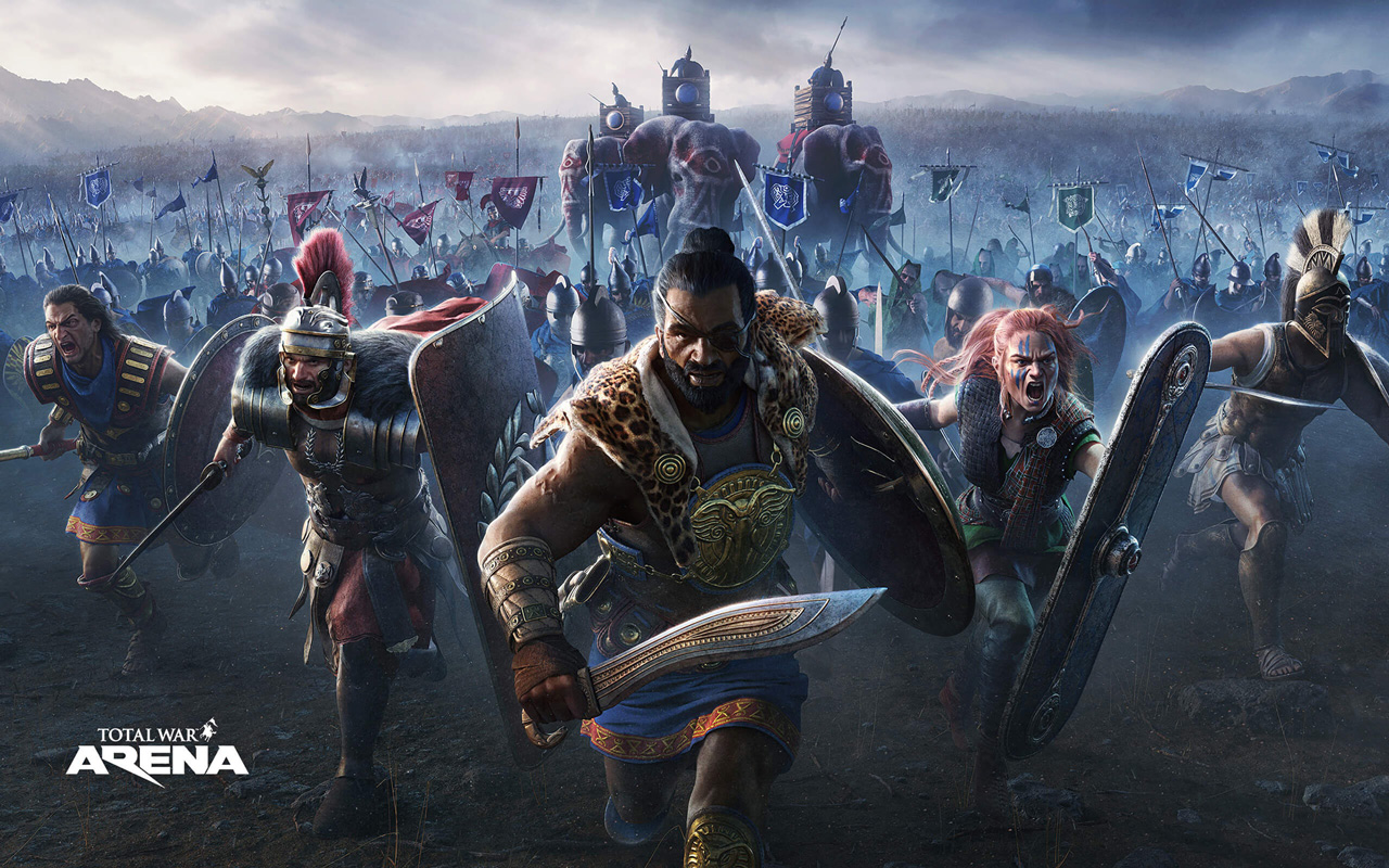 Free Total War: Arena Wallpaper in 1280x800