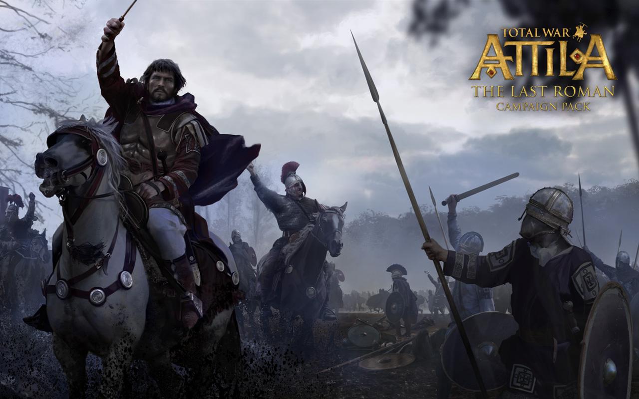 Free Total War: Attila Wallpaper in 1280x800