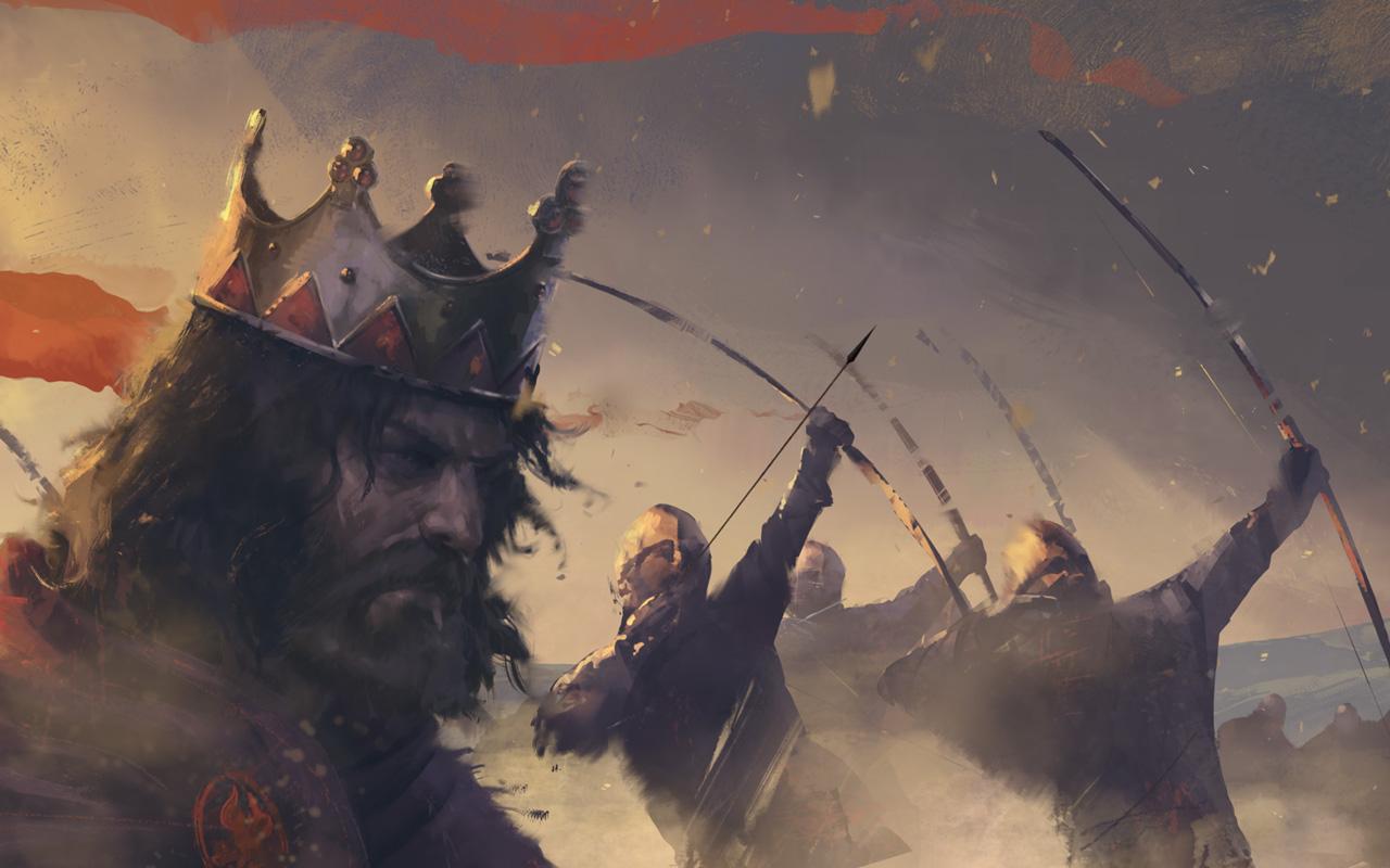 Free Total War Saga: Thrones of Britannia Wallpaper in 1280x800