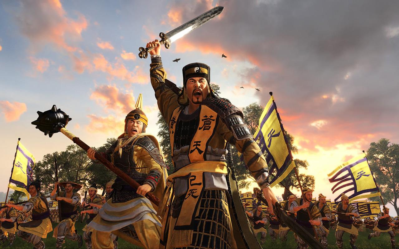 Free Total War: Three Kingdoms Wallpaper in 1280x800