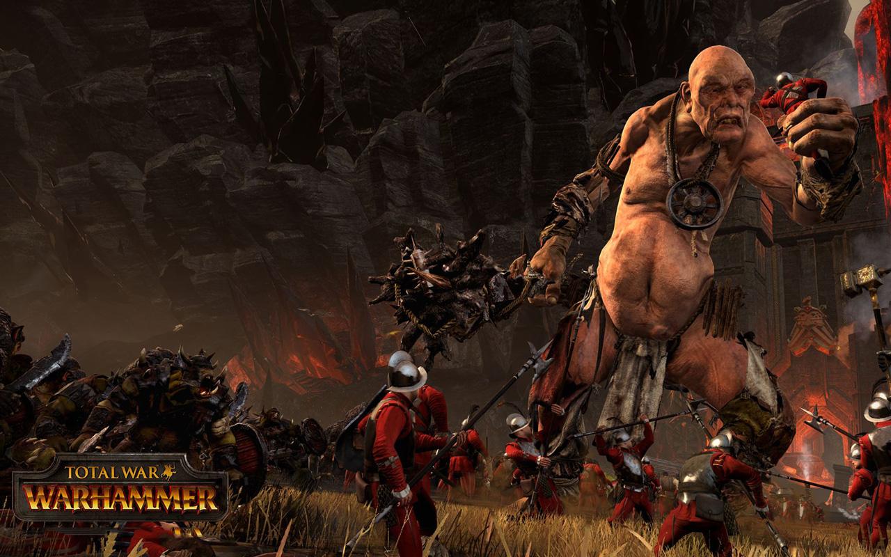 Free Total War: Warhammer Wallpaper in 1280x800