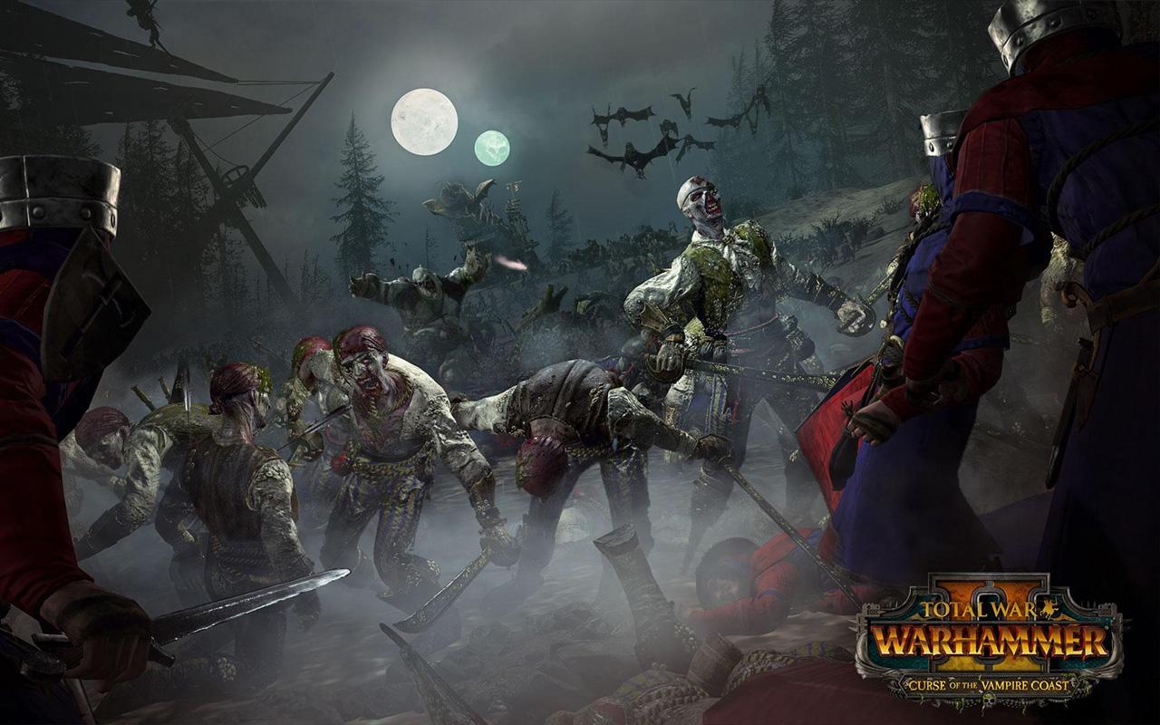 Free Total War: Warhammer II Wallpaper in 1280x800