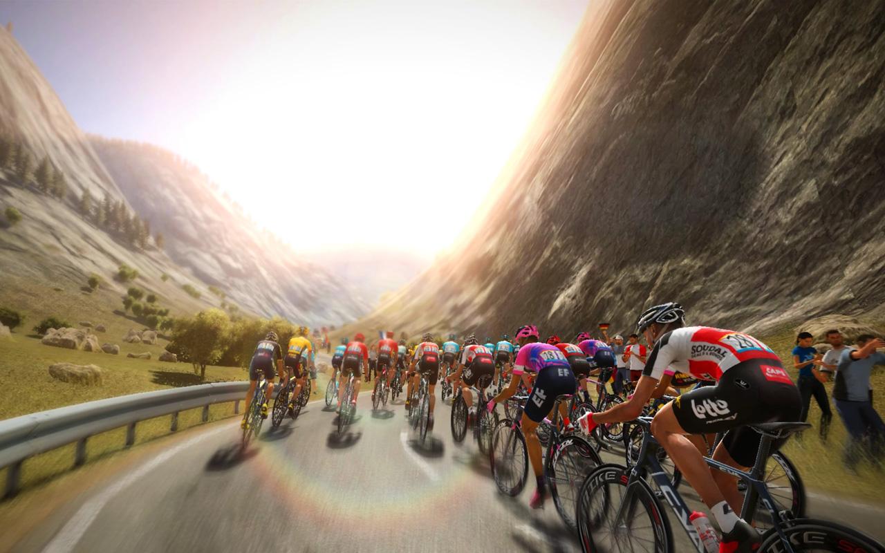 Free Tour de France 2020 Wallpaper in 1280x800