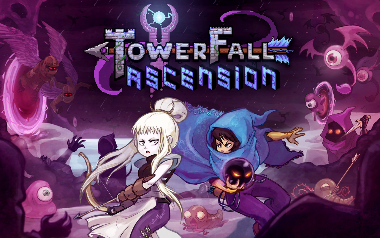 Free TowerFall Ascension Wallpaper in 1280x800
