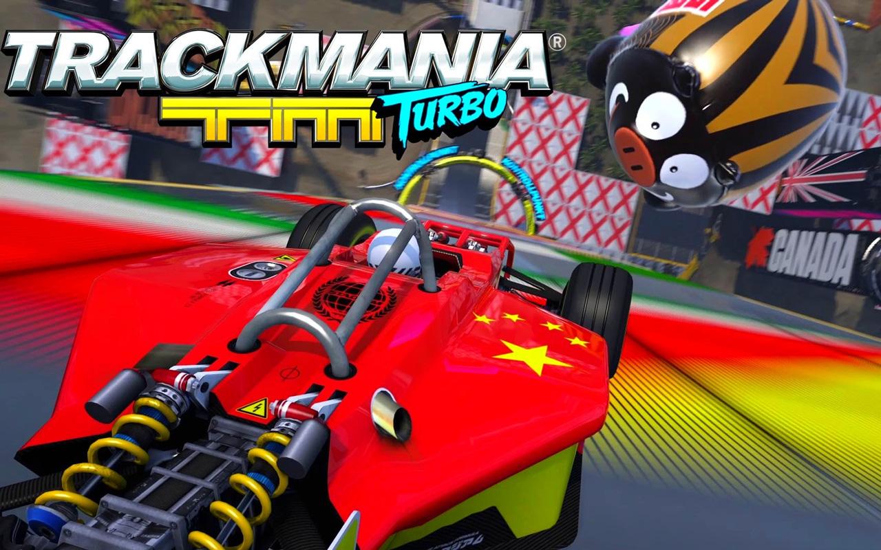 Free Trackmania Turbo Wallpaper in 1280x800