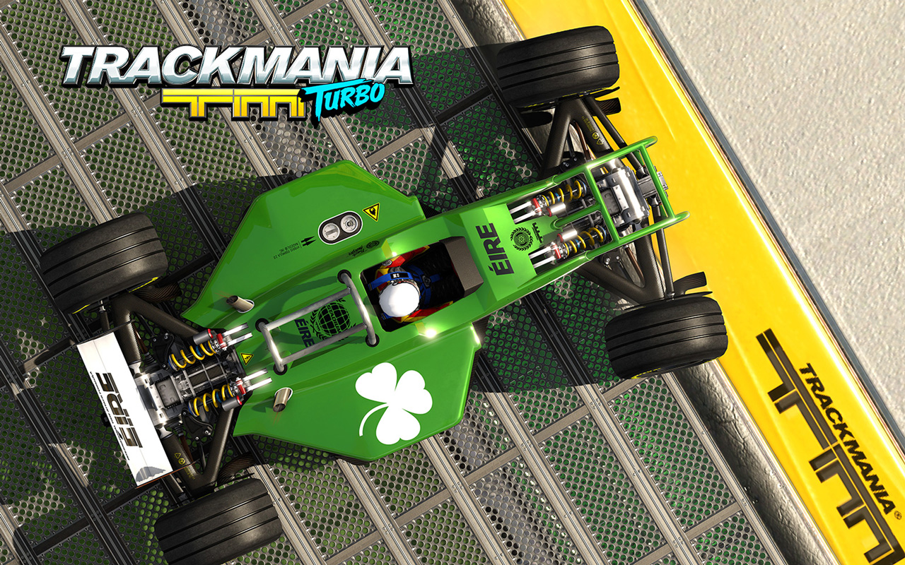 Free Trackmania Turbo Wallpaper in 1280x800