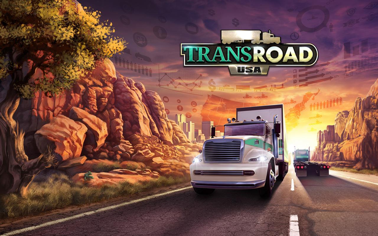 Free TransRoad: USA Wallpaper in 1280x800