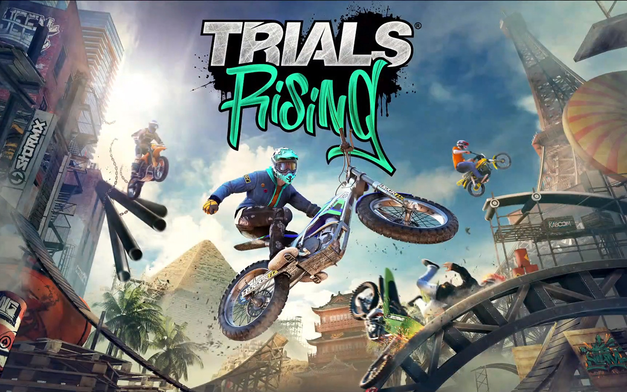 Free Trials Rising Wallpaper in 1280x800