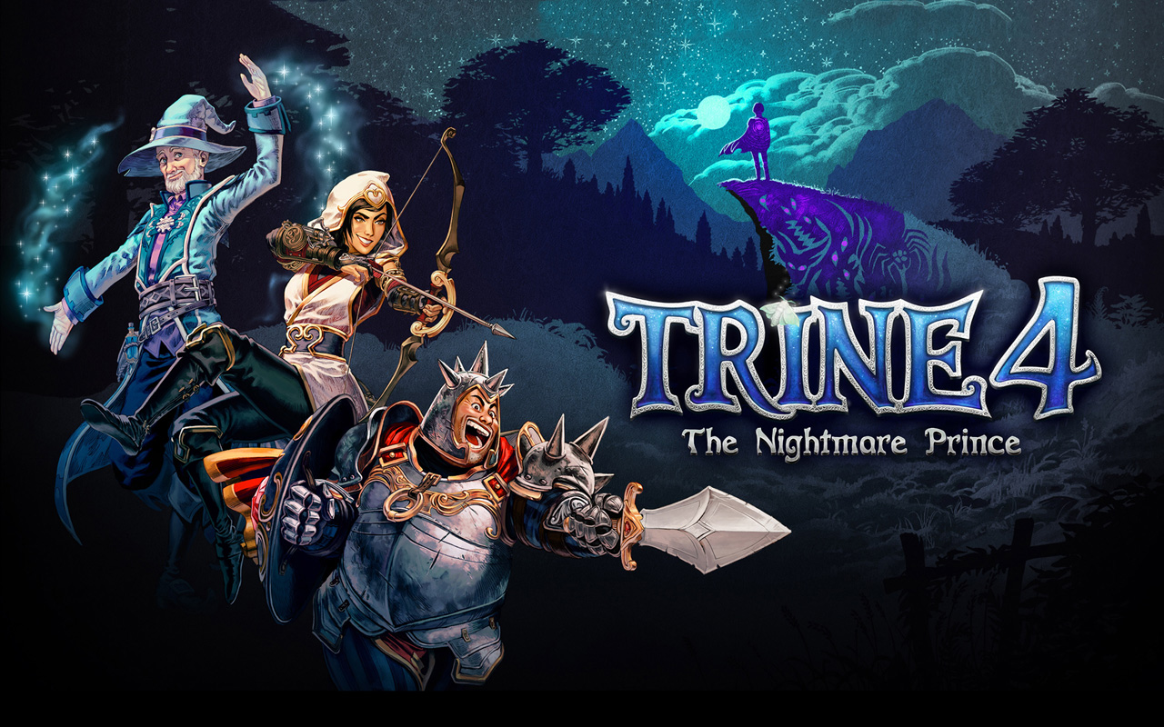 Free Trine 4: The Nightmare Prince Wallpaper in 1280x800