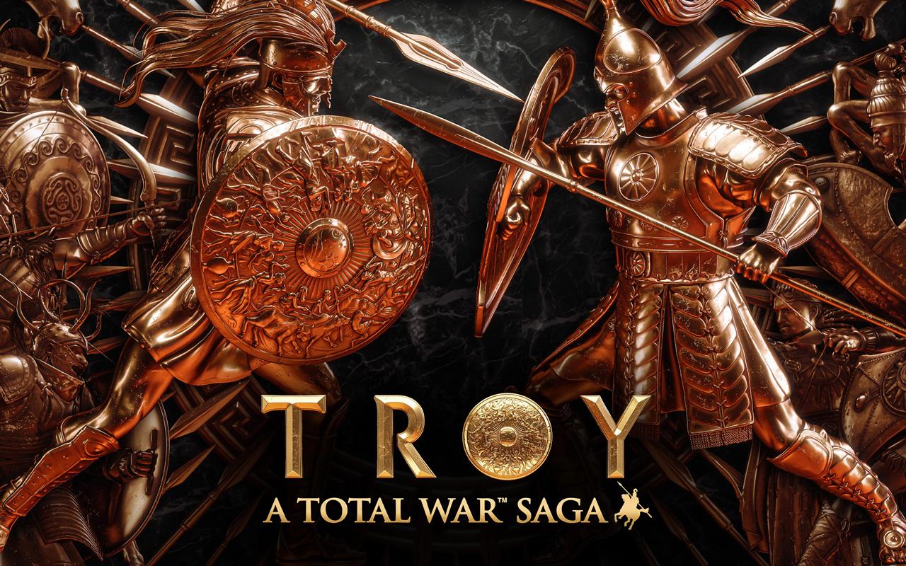Free A Total War Saga:Troy Wallpaper in 1280x800