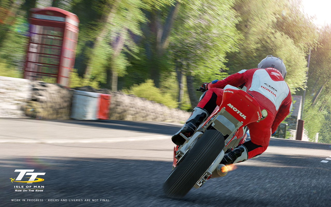 Free TT Isle Of Man Wallpaper in 1280x800