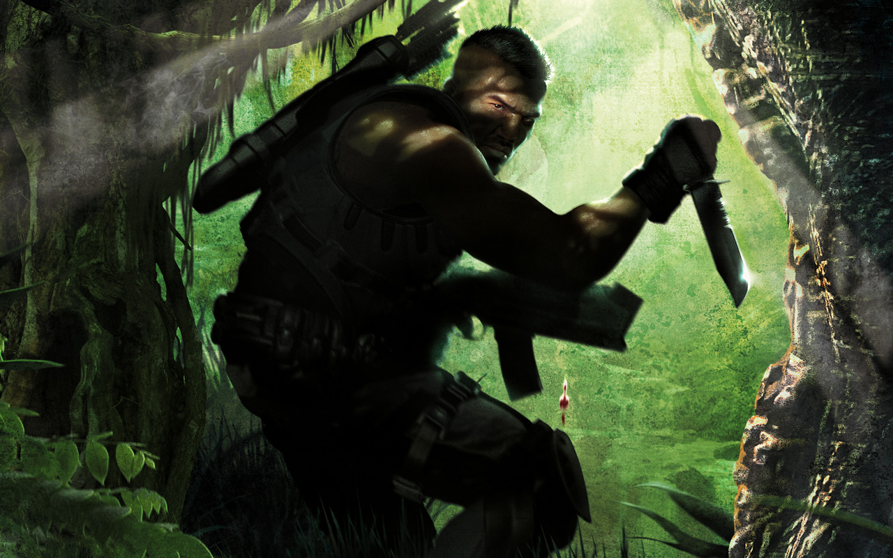 Free Turok Wallpaper in 1280x800