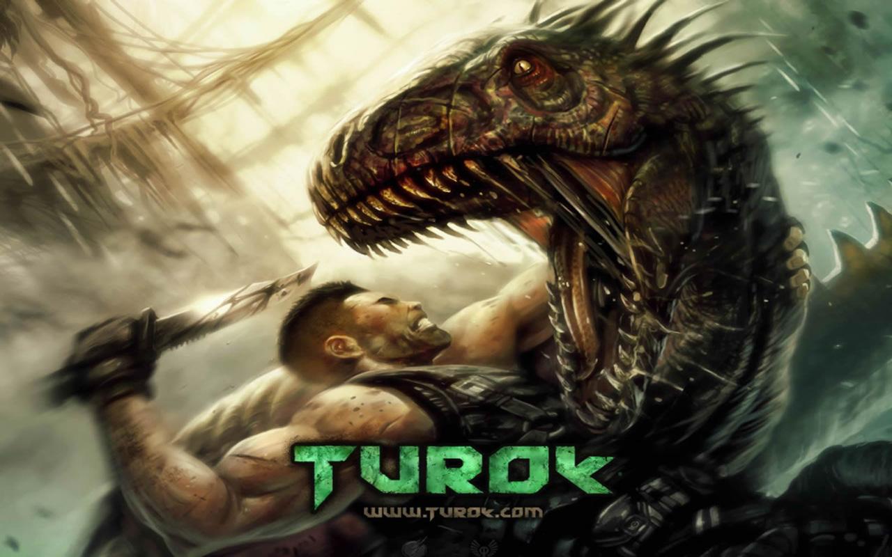 Free Turok Wallpaper in 1280x800