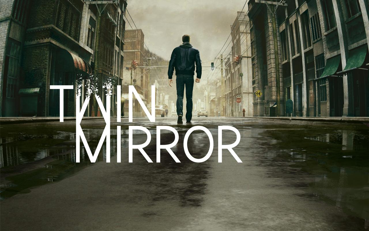 Free Twin Mirror Wallpaper in 1280x800