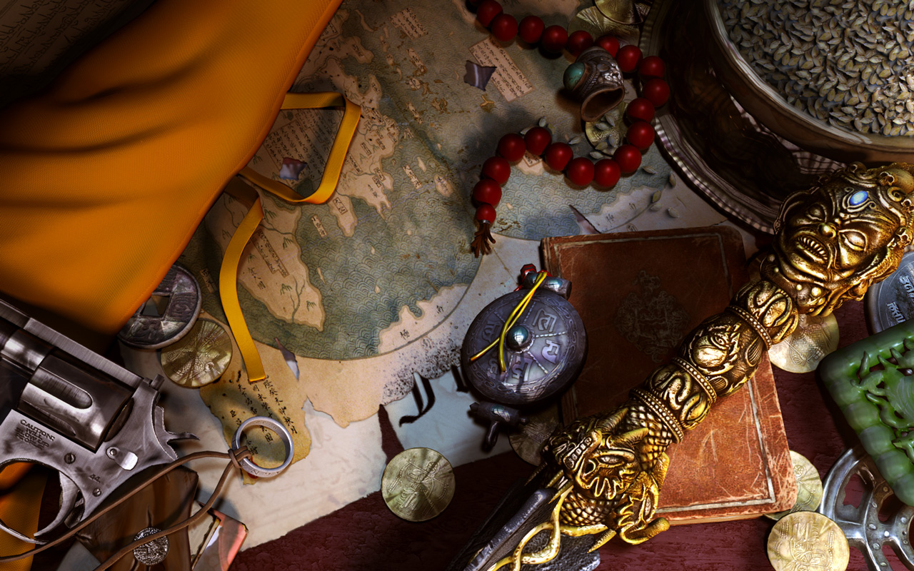 Free Uncharted 2: Among Thieves Wallpaper in 1280x800