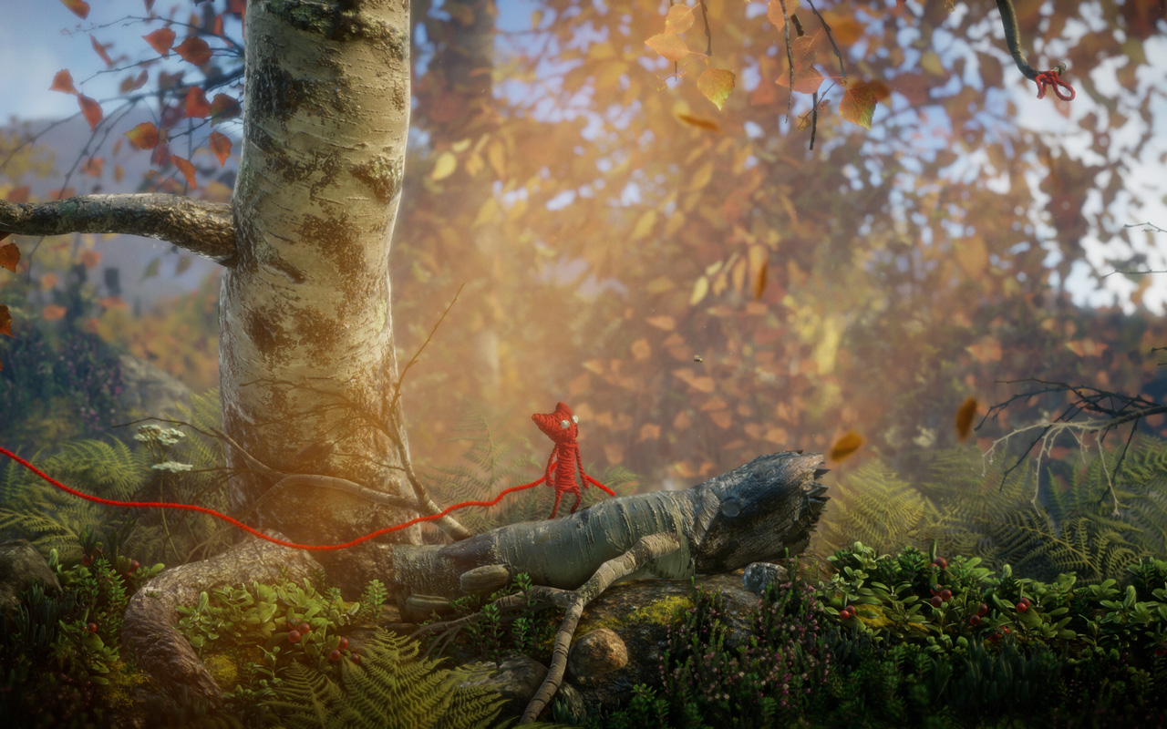 Free Unravel Wallpaper in 1280x800