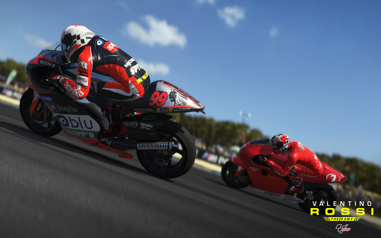 Free Valentino Rossi: The Game Wallpaper in 1280x800