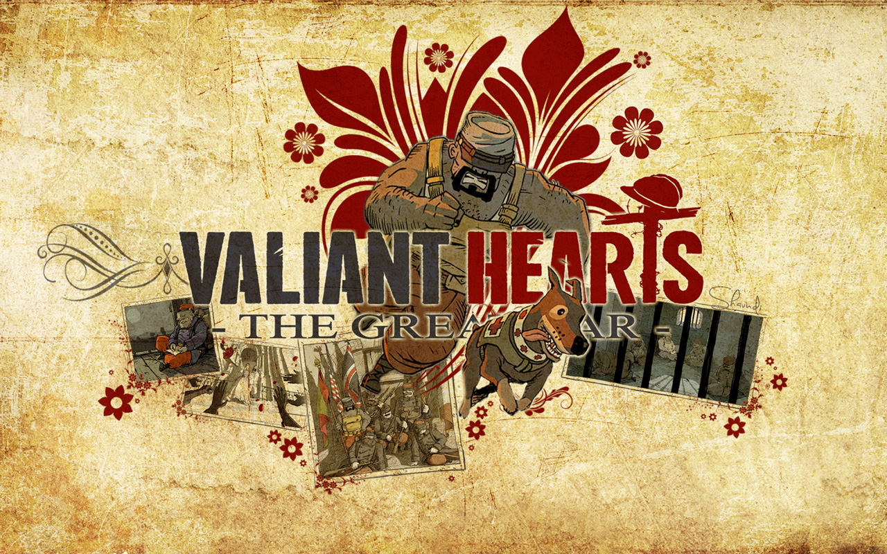 Free Valiant Hearts Wallpaper in 1280x800