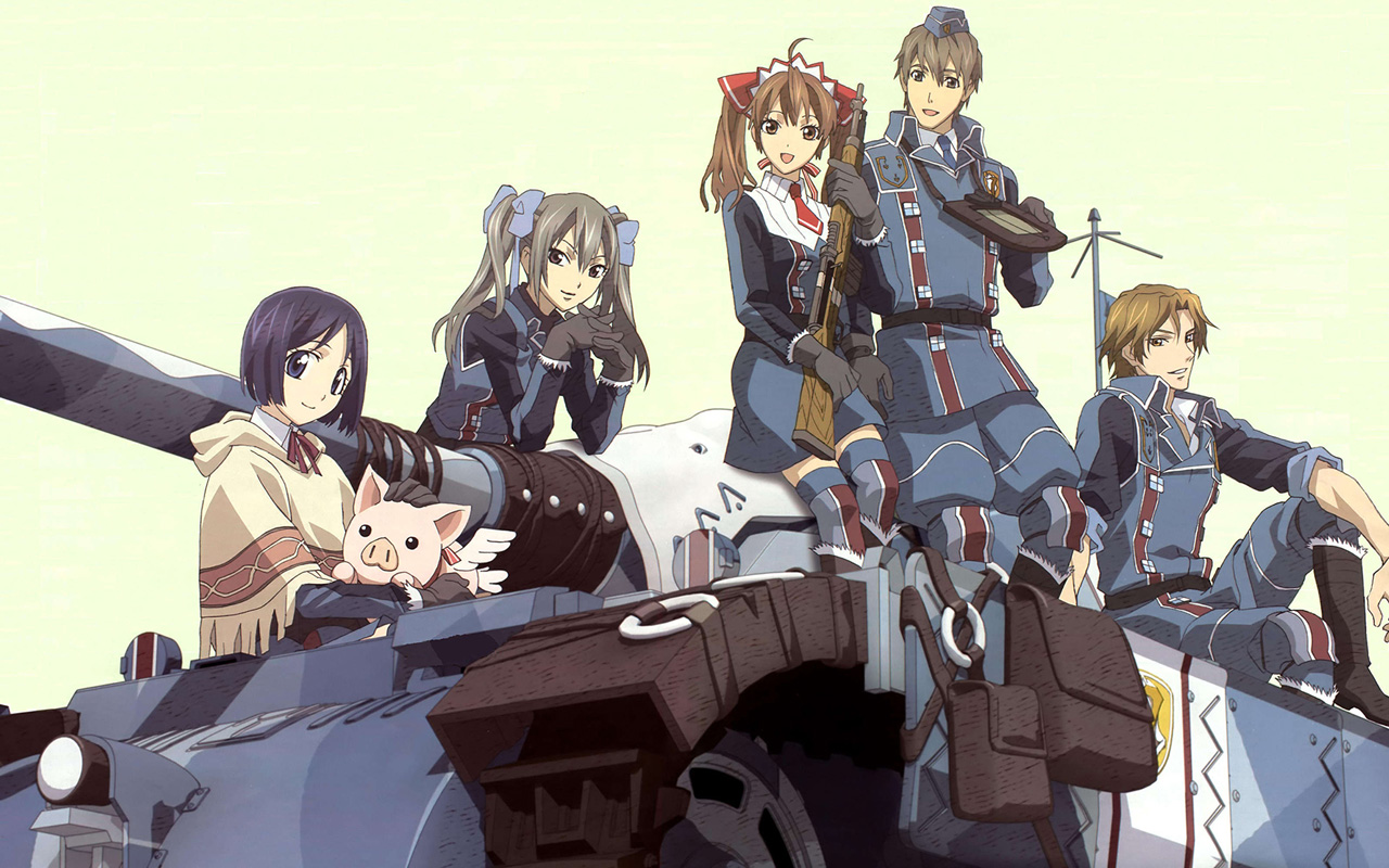 Free Valkyria Chronicles Wallpaper in 1280x800